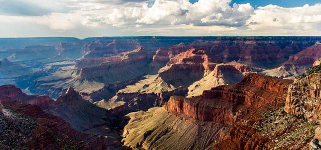 Uma ótima dica de o que fazer em Las Vegas, é não deixar de visitar o Grand Canyon