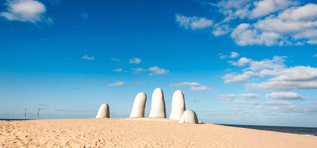 Monumento do Afogado - Viagem ao Uruguai