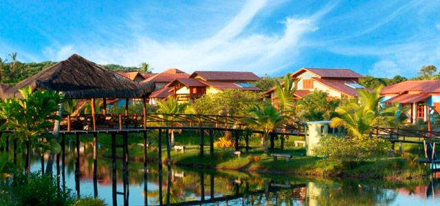 Cenário inexplorado cheio de beleza em um resort mega confortável e sofisticado. Só mesmo o Zarpo para te trazer surpresas assim!