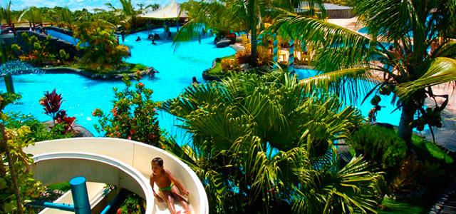 No La Isla Eco Resort, até os pequenos têm diversão garantida!