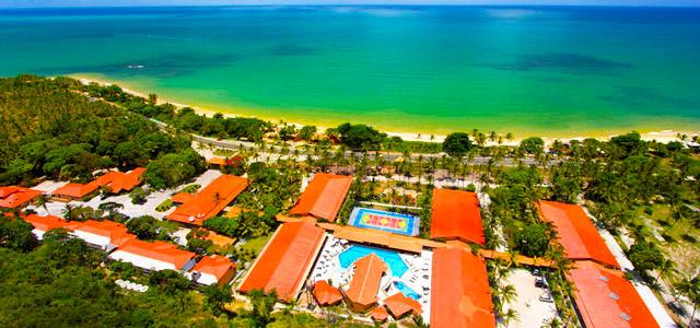 Porto Seguro Praia Resort: variedades de bebidas fazem desse resort All-Inclusive um dos mais prestigiados da Bahia