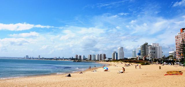 Playa de Los Ingleses - Uruguai