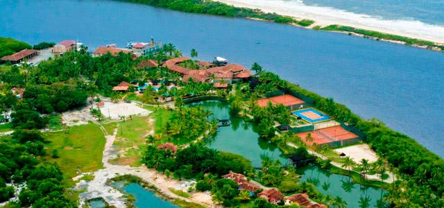 La Isla Eco Resort: conforto garantido no paraíso