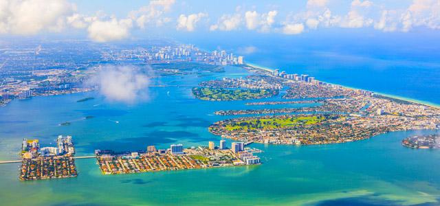 Pacotes de viagens internacionais - Miami