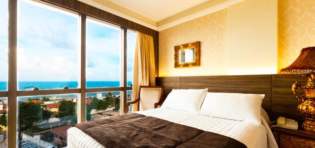 Dentre os hotéis em Natal, o o Hotel Best Western destaca-se por sua localização e qualidade no serviço prestado.