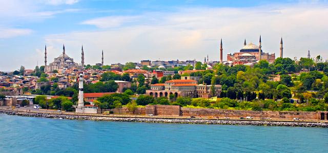 Pacotes de viagens internacionais - Istambul + Capadócia