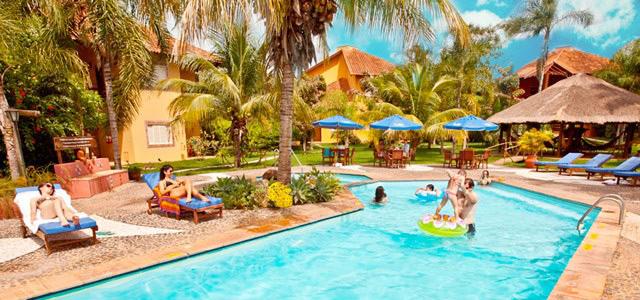 Hotel Pousada Águas de Bonito - Bonito
