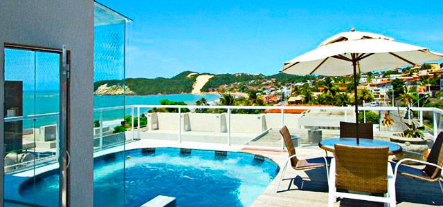 Aproveite uma estada Vip nos hotéis em Natal, visite o Vip Praia Hotel.