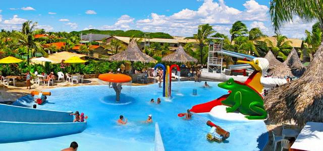 Conheça o Hotel Parques das Fontes,  uma ótima opção de presente de dia das crianças.