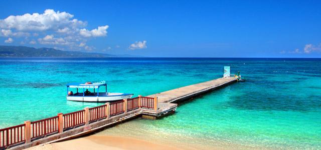 Doctor's Cave - Praias do Caribe