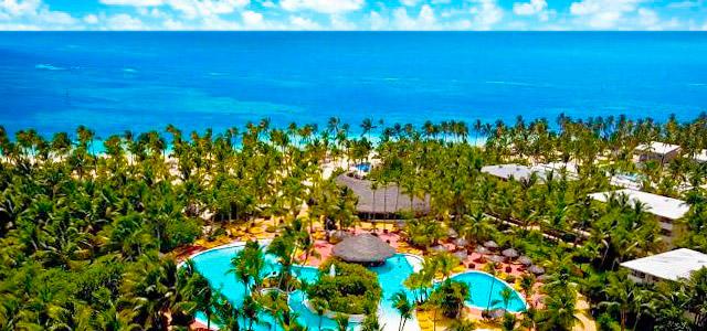 Belas paisagens em Punta Cana