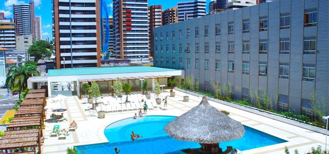 Oásis Atlântico Imperial - Hotéis em Fortaleza