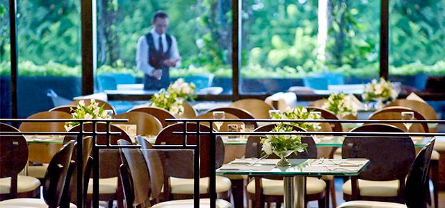 Hotel Gran Marquise: Restaurante Mucuripe