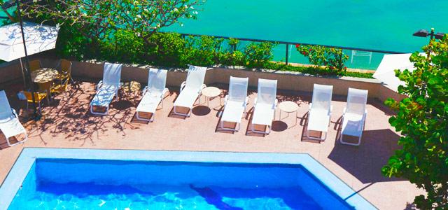 Desfrutre de uma estada à beira mar no charmoso Hotel Gran Marquise.