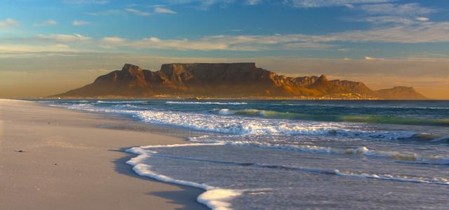 Table Mountain, África do Sul