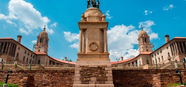 Union Buildings, África do Sul