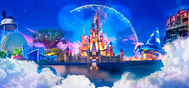 Disney - Melhores destinos para lua de mel