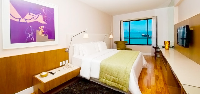 Natal 2014: Hotel Gran Marquise