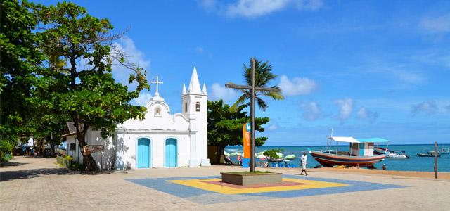 Igreja da Praia do Forte