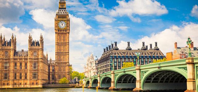 Londres - Melhores destinos para lua de mel