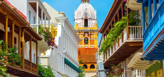 Histórica Cartagena das índias