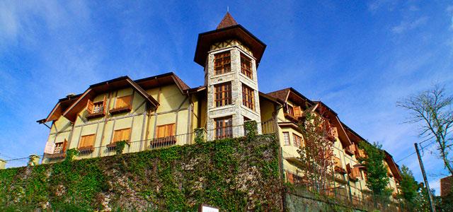 Le Renard - Hotéis em Campos do Jordão