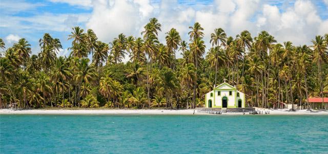 Praia dos Carneiros - praias de Pernambuco