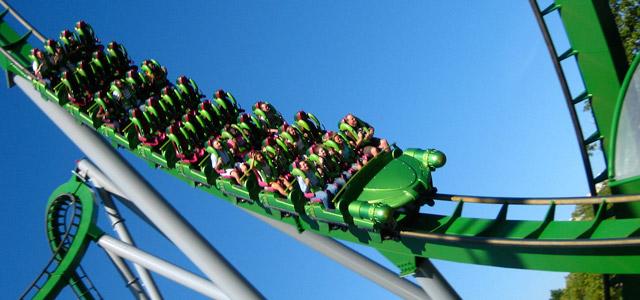 The Incredible Hulk Coaster - Pacotes para Disney