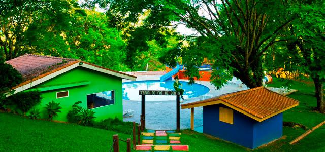 As crianças são bem vindas no Eldorado Atibaia Eco Resort