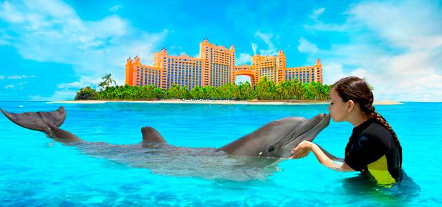 As belezas das Bahamas