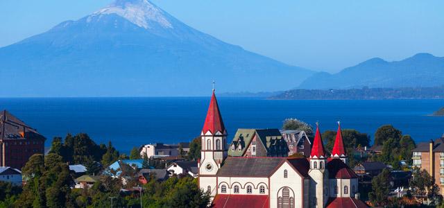 Puerto Varas - Viagem para o Chile