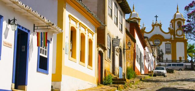 Você irá se encantar com as belezas da cidade ao conhecer o Hotel Fazenda Pontal de Tiradentes