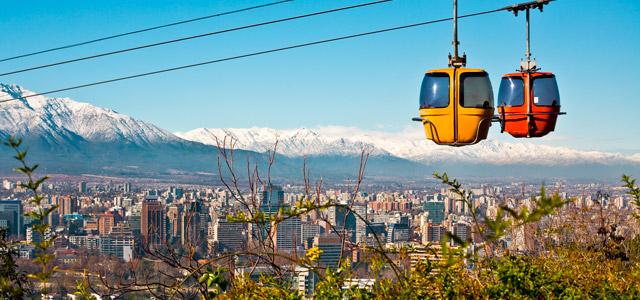 Muitas atividades te aguardam em uma viagem para o Chile