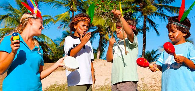 No Club Med Itaparica você encontra excelente infra-estrutura para curtir o feriado de Tiradentes