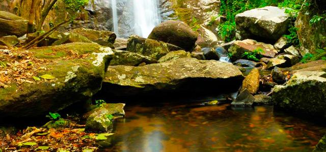 Cachoeiras - Pousada em Ilhabela