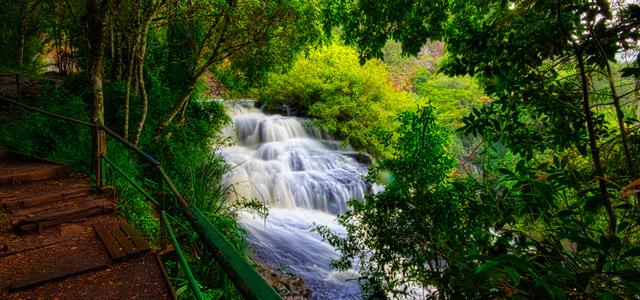 Canela - Cachoeira