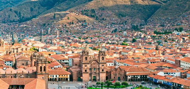 Cusco, no Peru reúne beleza e história