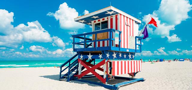 South Beach é para todo mundo! Venha conhecer as praias de Miami