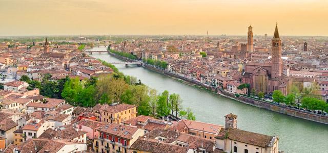 Verona, uma das mais românticas cidades italianas