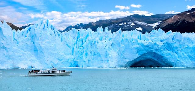Paisagens encantadoras na Patagônia Argentina