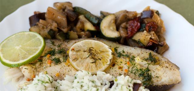 Gastronomia de primeira no Caribe Venezuelano