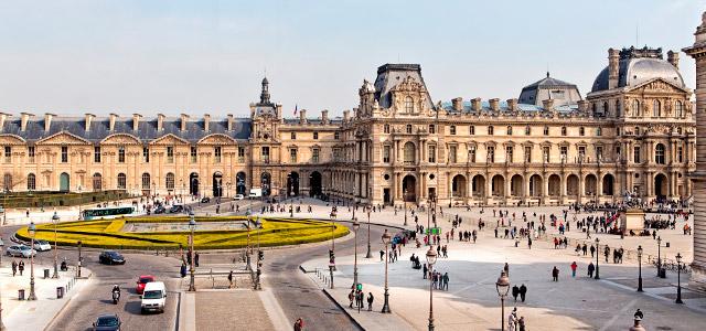 Museu do Louvre - viagem para Paris