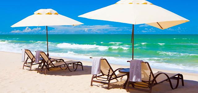 Desfrute de uma hospedagem no Dom Pedro Laguna, um dos hotéis que compõe a seleta lista do Great Hotels of The World.