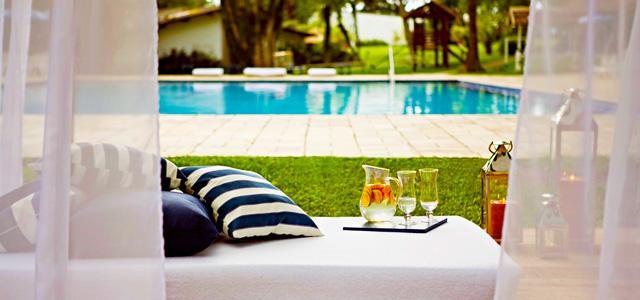 Delicie-se com os mimos oferecidos pelo Hotel & Golfe Clube dos 500