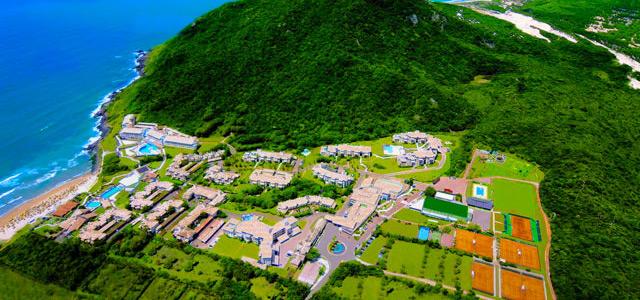 Sistema All Inclusive Zarpo e belezas naturais - Costão do Santinho, Rio Grande do Sul