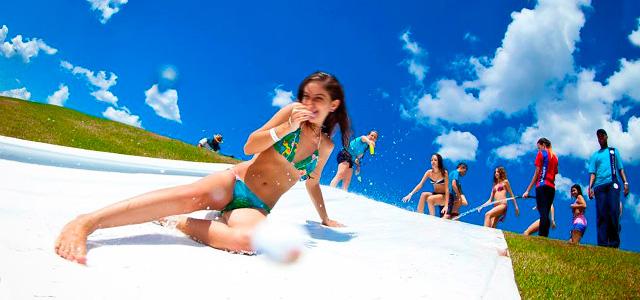 O que fazer nas férias: Blue Tree Lins