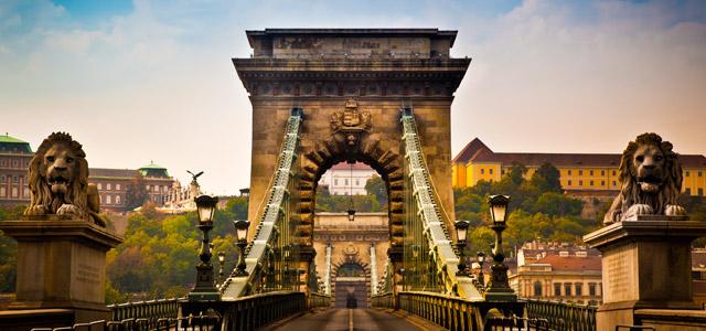 Ponte das Correntes - Europa central