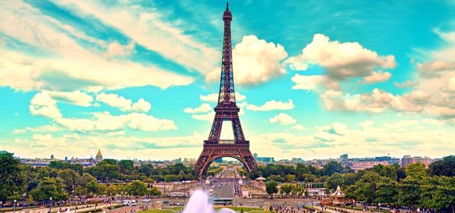 Paris - Verão na Europa