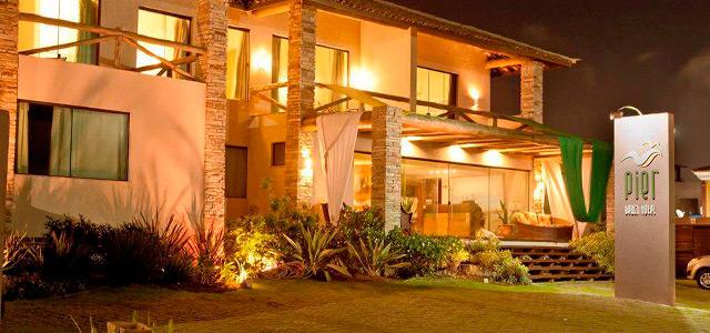 Pier Beach Hotel - Viagem para Cabo Frio