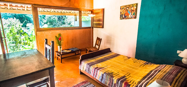 Quarto do  Lagamar Eco Hotel